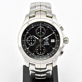 Tag Heuer Link Chronograph CJF2110 42mm Mens Watch
