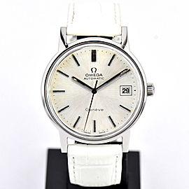 Omega Geneve Cal.283 34.5mm Mens Watch