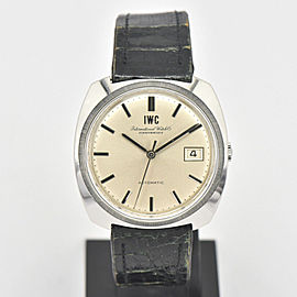 IWC Schaffhausen 36mm Mens Watch