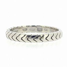 Bvlgari Platinum Ring Size 6.75