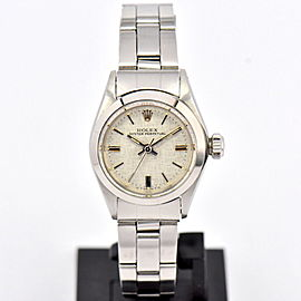 Rolex Oyster Perpetual 6718 24.5mm Womens Watch