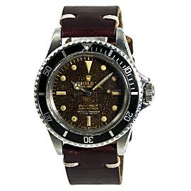 Rolex Submariner 5512 Vintage 43mm Mens Watch