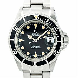 Tudor Prince Oysterdate 79090 40mm Mens Watch