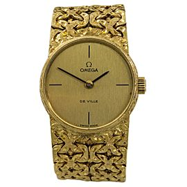 Omega De Ville Vintage 21mm Womens Watch