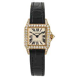 Cartier Santos Demoiselle 2794/WF902006 20mm Womens Watch