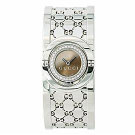 Gucci Twirl 112 16mm Womens Watch