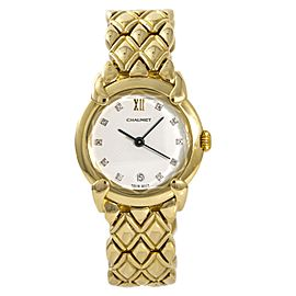 Chaumet Elysees 25mm Womens Watch