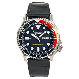 Seiko 7N36-7A08 Vintage 42mm Mens Watch