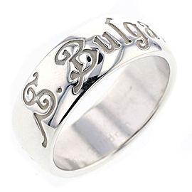 Bulgari Sterling Silver Ring