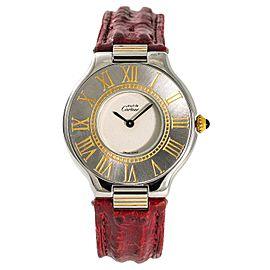 Cartier Must 21 9011 26mm Womens Watch