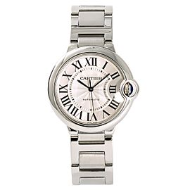 Cartier Ballon Bleu 3284 W6920046 38mm Womens Watch