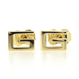 Gucci 18K Yellow Gold Earrings