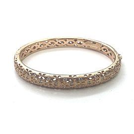 Roberto Coin Granada 18K Rose Gold Diamond Bracelet
