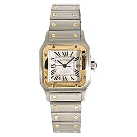 Cartier Santos Galbee W20055D6 29mm Mens Watch
