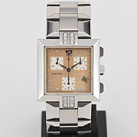 Concord La Scala Chronograph 30mm Womens Watch
