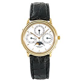 Audemars Piguet Quantieme BA25548 36mm Mens Watch