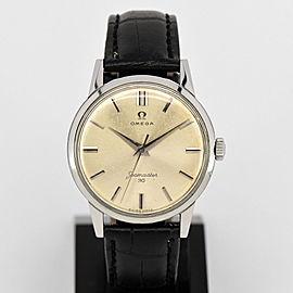 Omega Seamaster Vintage 35mm Mens Watch