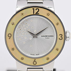 Mauboussin 9112100-590 31mm Womens Watch