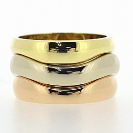 Cartier 18K Love Me Ring Size 6