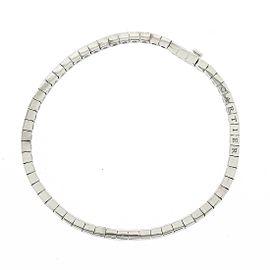 Cartier 18K WG Lanieres Bracelet
