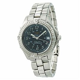 Breitling Colt Ocean A64350 Unisex Quartz Watch Papers Stainless Steel 38mm