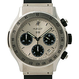 Hublot Classic MDM Super B 1920.1 Mens Automatic Watch With Box & Papers 42mm