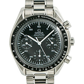 Omega Speedmaster Reduced 3510.50.00 Mens Automatic Watch W/Papers 39mm
