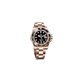 Rolex GMT-Master II Everose Root Beer 126715 Mens Watch With Box & Papers 40mm