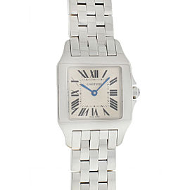 Cartier 2701 Santos Demoiselle Stainless Steel Quartz Ladies Watch