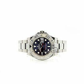 Rolex Yacht-Master 116622 40mmStainless Steel Blue Women's Automatic