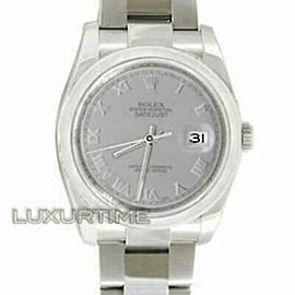 Rolex Datejust 116200 36mmStainless Steel Women's Automatic