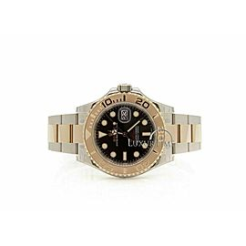 Rolex Yacht-Master 116621 Men's Rose Gold 40mm Automatic 1 Year Warranty