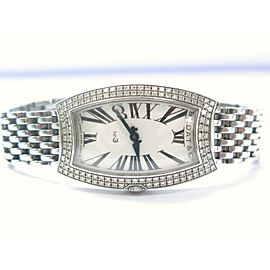 Stainless Steel Bedat Diamond Bezel Watch No 3 Retail $9,000