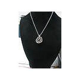 Chopard 18Kt Happy Diamond Double Hearts Pendant