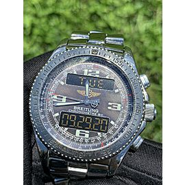 Breitling Chronometre B-1 A78362 Stainless Steel Men's Watch