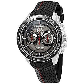 Graham Silverstone RS Skeleton Limited Edition with Box 46MM