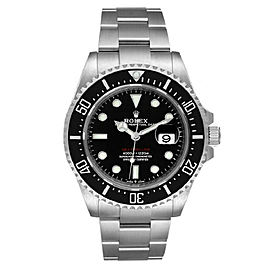 Rolex Red Sea-Dweller 126600 MK I Stainless Men's Brand New Box 2018 Card 43mm