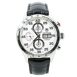 Tag Heuer Carrera Day-Date Calibre 16 CV2A11.FC6235 Automatic Men's Watch 43mm