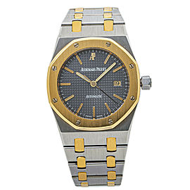 Audemars Piguet Royal Oak 15000SA 18K Yellow Gold Unisex Automatic Watch 33MM