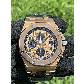 Audemars Piguet Royal Oak Offshore 26470ST 18k Yellow Gold Watch