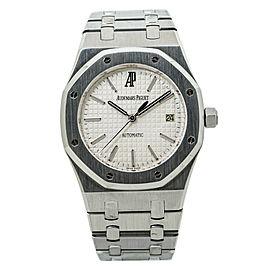 Audemars Piguet Royal Oak 15300ST White Dial Automatic Watch 39mm