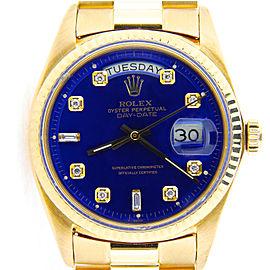 Rolex Day-Date President 1803 Vintage 36mm Mens Watch