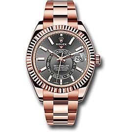 Rolex Sky-Dweller 326935DRSO 42mm Men's Watch