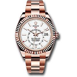 Rolex Sky-Dweller 326935WSO 42mm Men's Watch