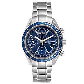 Omega Speedmaster Day Date Chronograph Watch 3222.80.00 Box Card