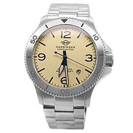 Harbinger Expedition Stainless Steel Watch