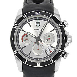 Tudor Grantour 20530N-0007 42mm Mens Watch
