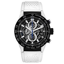 TAG Heuer Carrera Calibre Heuer 01 Skeleton Mens Watch CAR2A1T