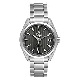 Omega Seamaster Aqua Terra Grey Dial Mens Watch 231.10.39.21.06.001