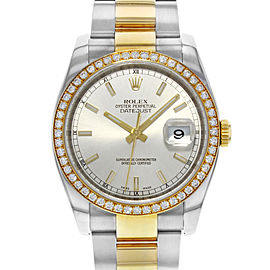 Rolex Datejust 116243sio 36mm Mens Watch